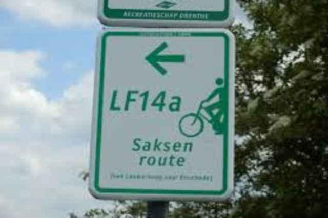 Saksen route