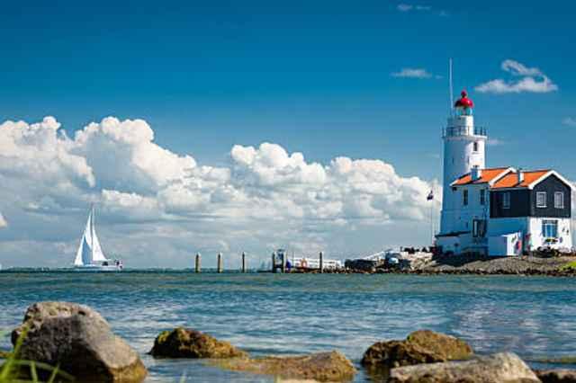 Strand IJsselmeer