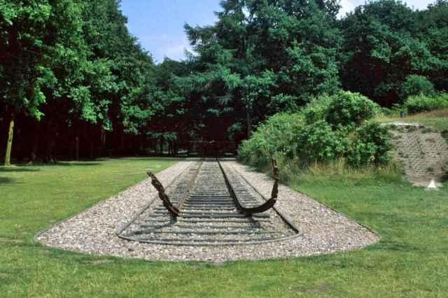 Informatie kamp Westerbork