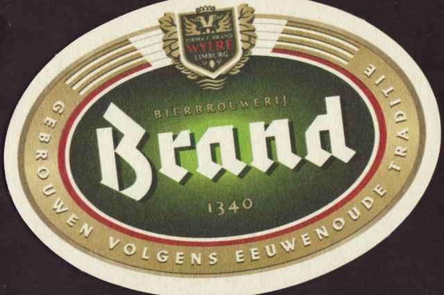 Bierbrouwerij Brand Bier