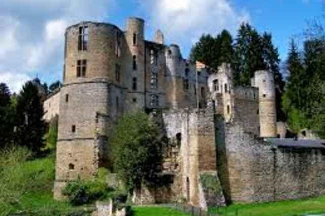 Les châteaux de Beaufort