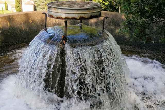 Syphon du canal de Bohere