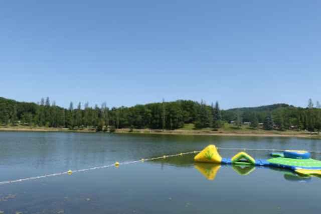 Lac de Parisot