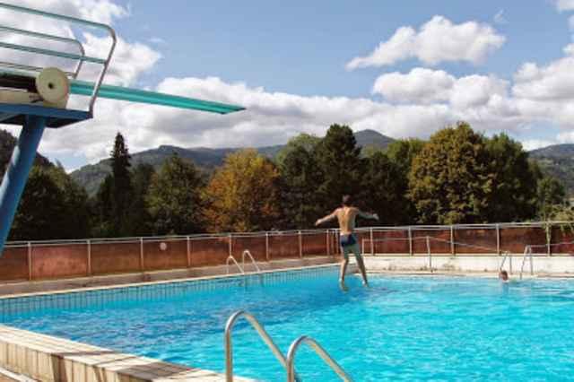 Aquatic Center - Pool Wesserling