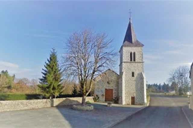 Église Saint Cloup