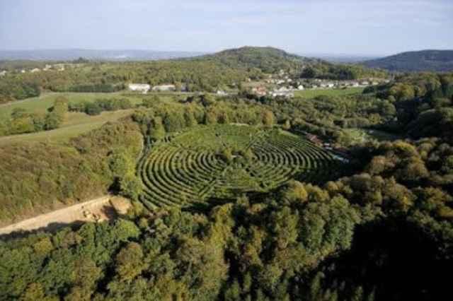 Labyrinth Geant des Monts de Gueret