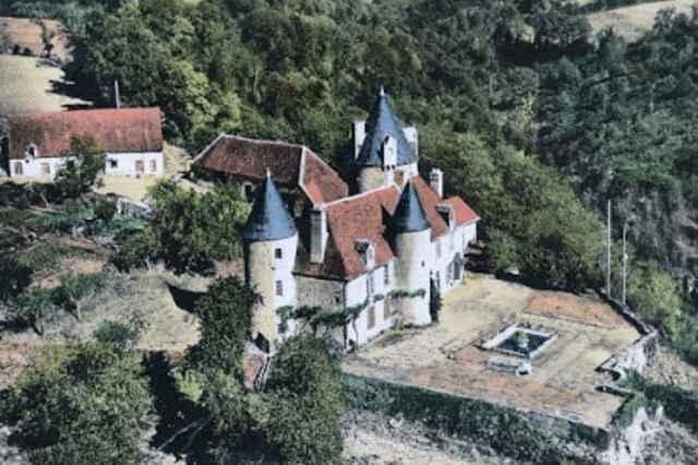 Chateau de Puy Guillon