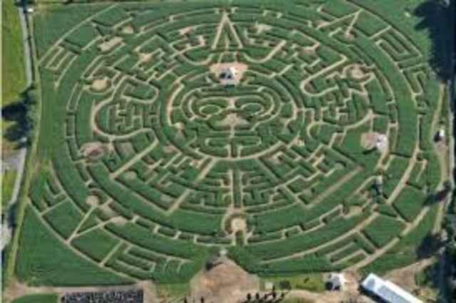 Labyrint van Durbuy
