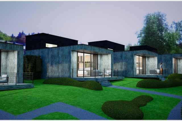 ECO - Nature - Holiday home : Lake Cubes