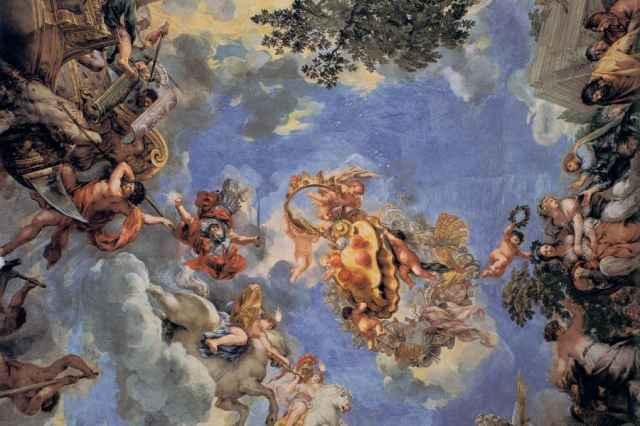 Palatine Gallery of Palazzo Pitti