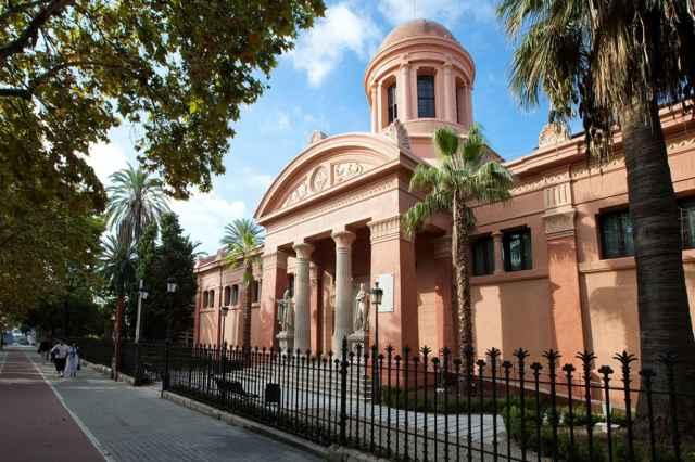 Biblioteca Museo Víctor Balaguer