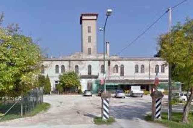 Caserma e torre telemetrica Ca' Pasquali