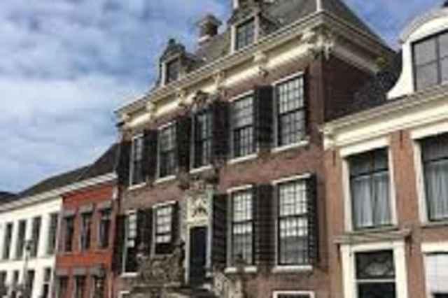 Rijksmonument Stadhuis Sneek uit 1550-1605