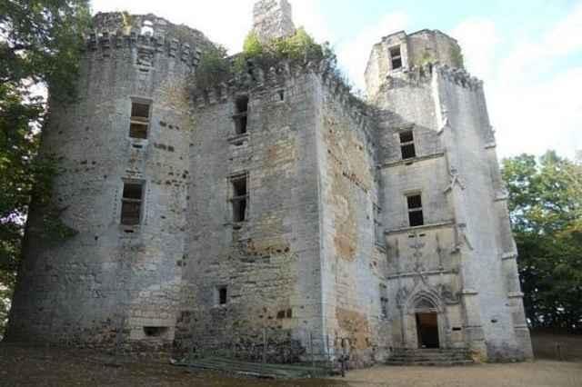 Chateau de l'Herm