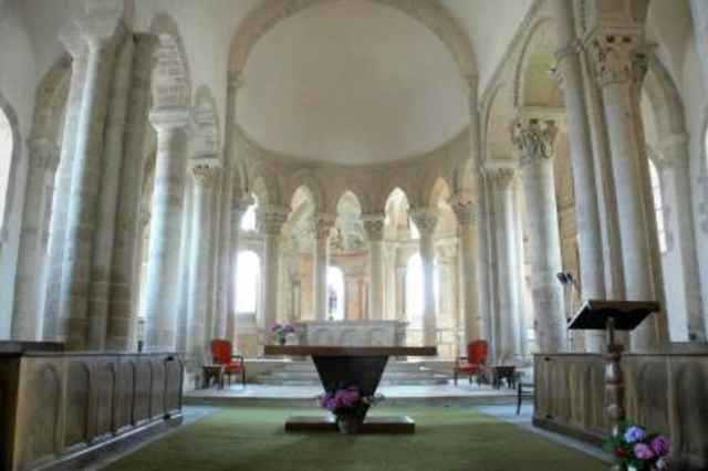 De heilige Reverianuskerk