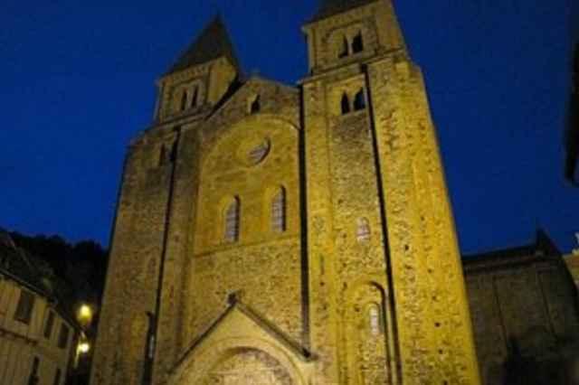 Eglise Abbatiale Sainte-Foy