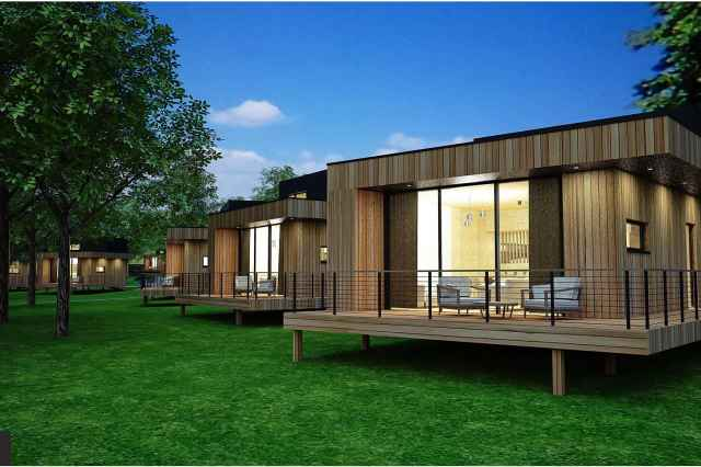 ECO - Nature - Holiday home : Arden'Cubes