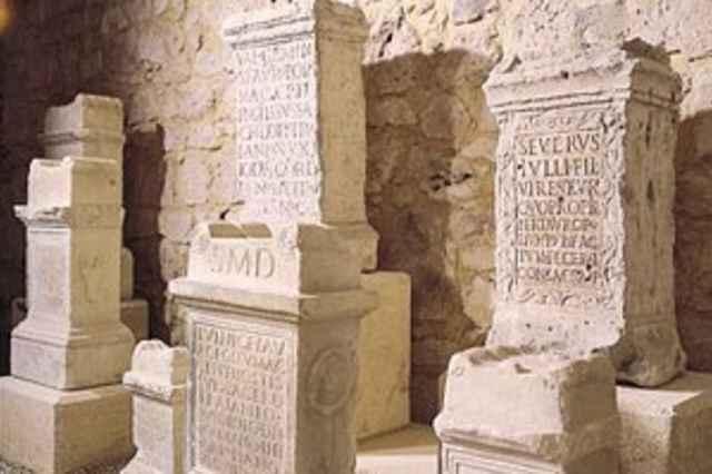 Le musee archeologique