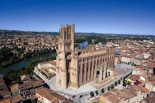 Kathedraal Sainte-Cecile