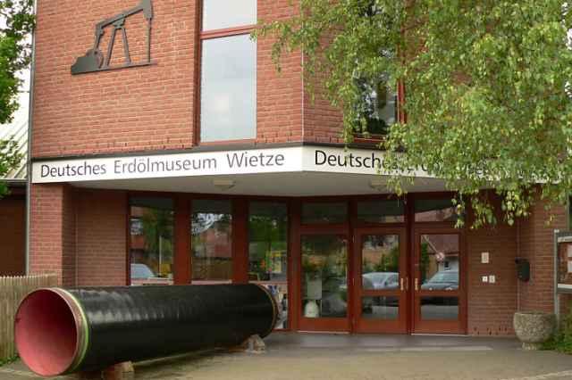 Duits aardolie museum