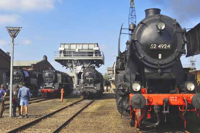 Sächsisches Eisenbahnmuseum
