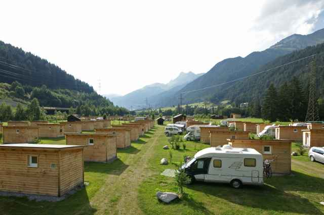 Komfortplatz Arlberg