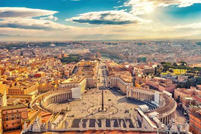 Rome & Vaticaanstad