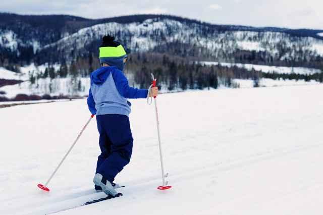 Kinder Skikurse