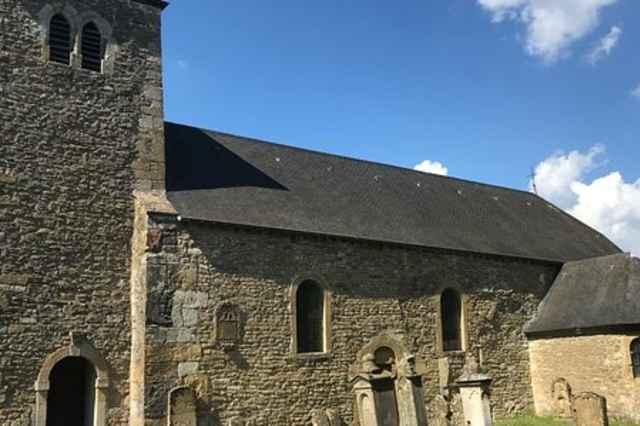 Eglise Saint-Martin de Vieux-Virton
