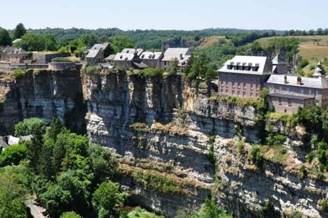 Canyon dit ''Trou de Bozouls''