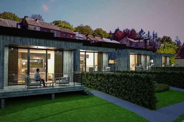 ECO - Nature - Holiday home : Lake View