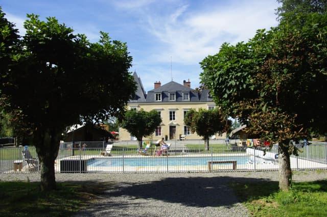 Chateau de Bellegarde les Fleurs