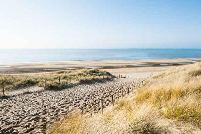 The beautiful seaside