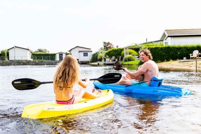 Kanu- und Bootsverleih