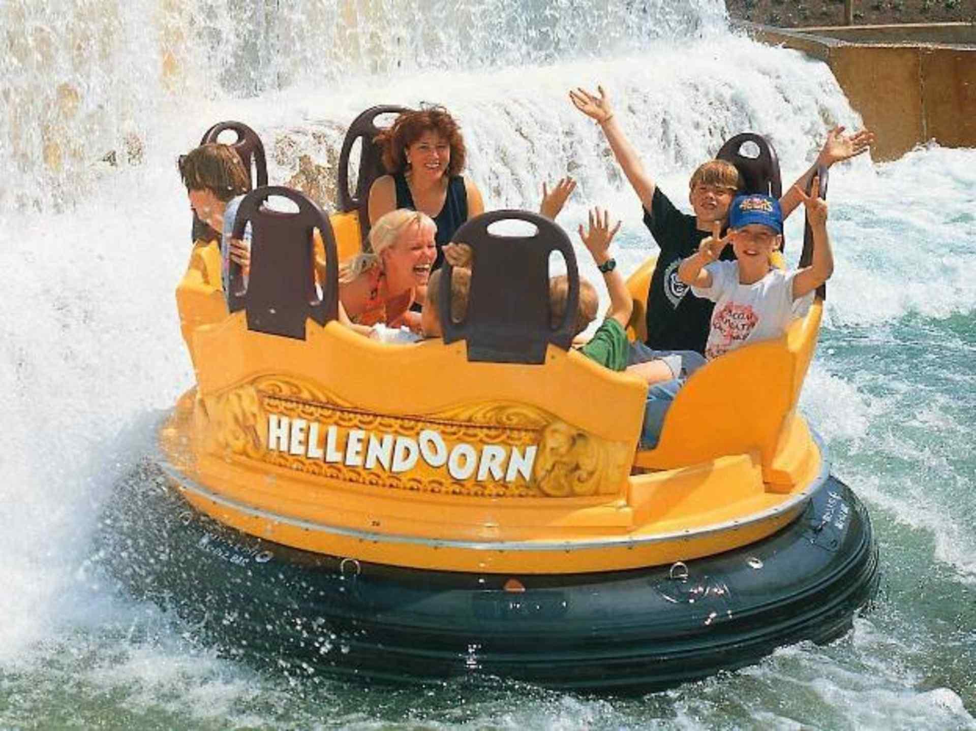 """Adventure park """"Hellendoorn"""""""