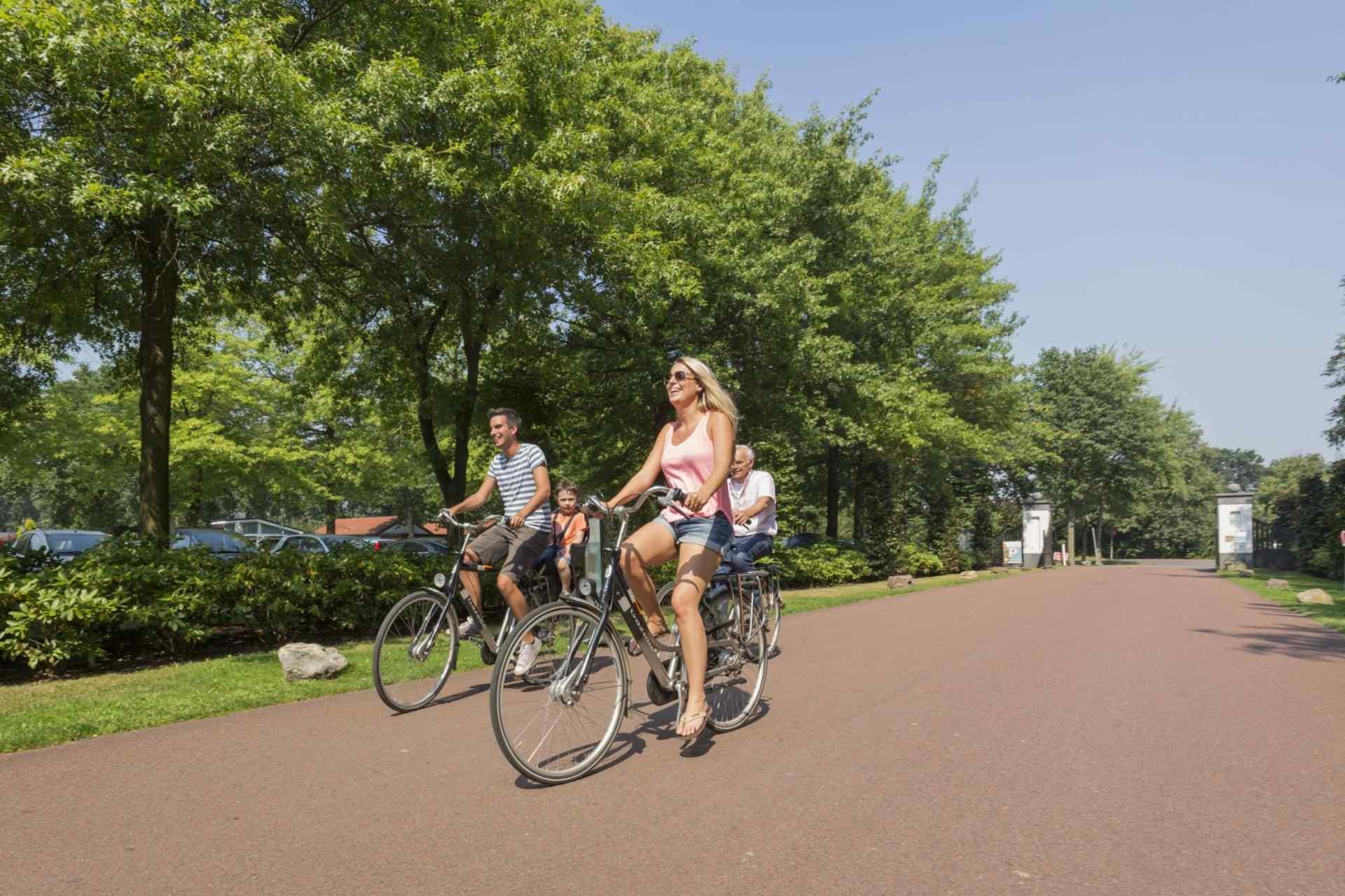 Fahrrad- und Rollerverleih