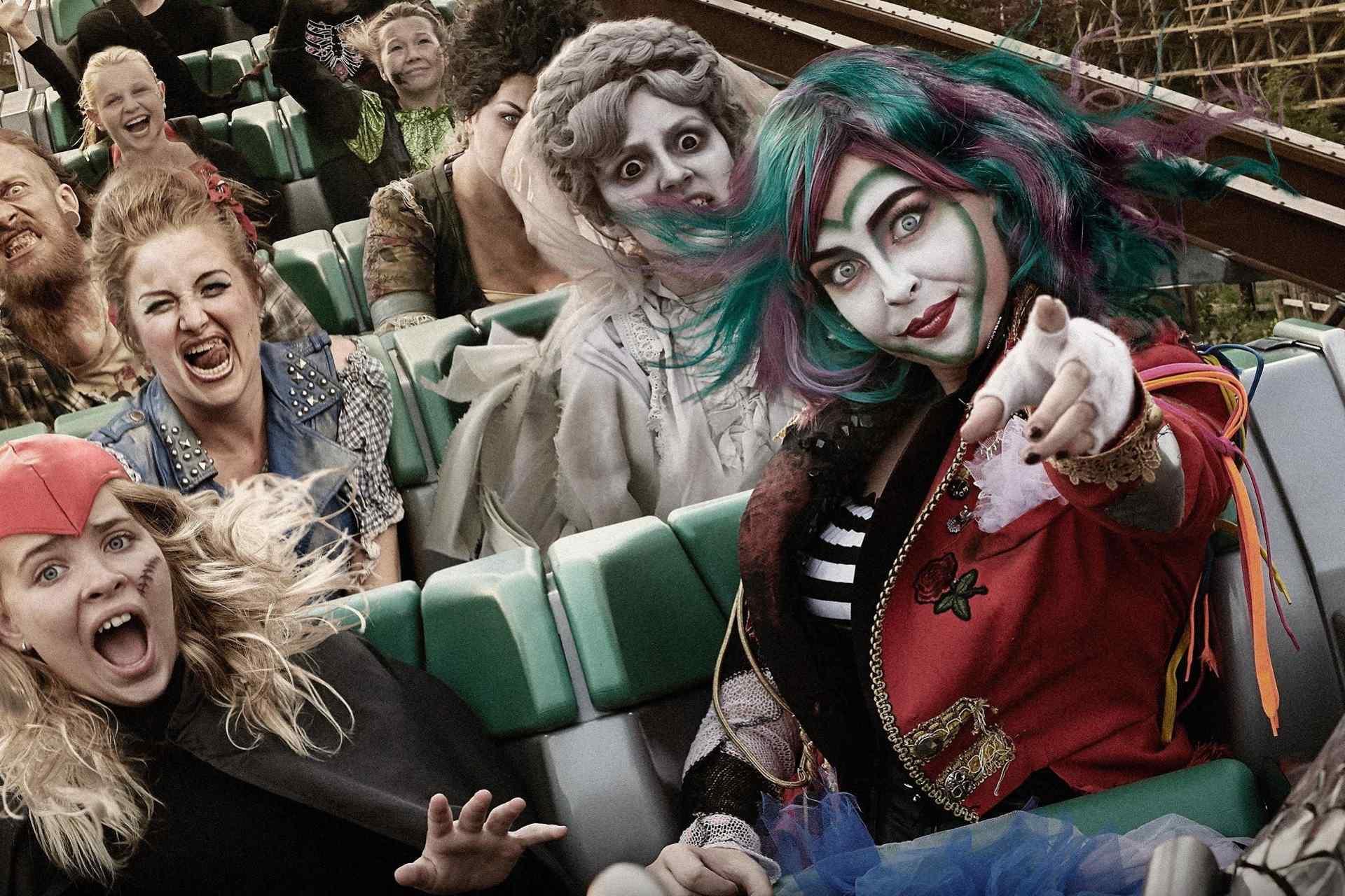 Halloween Fright Nights 2019 Walibi.Halloween Fright Nights Walibi Holland Resort Zuiderzee