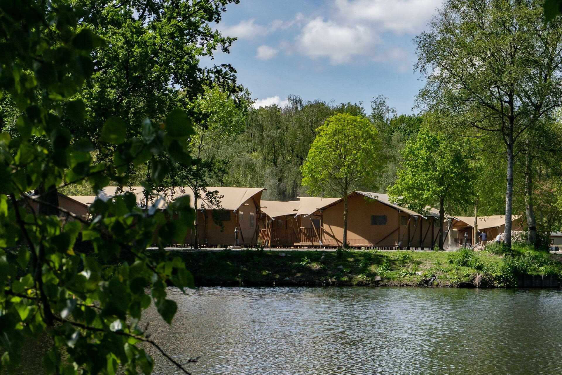 Fotoalbum Citycamping Het Amsterdamse Bos