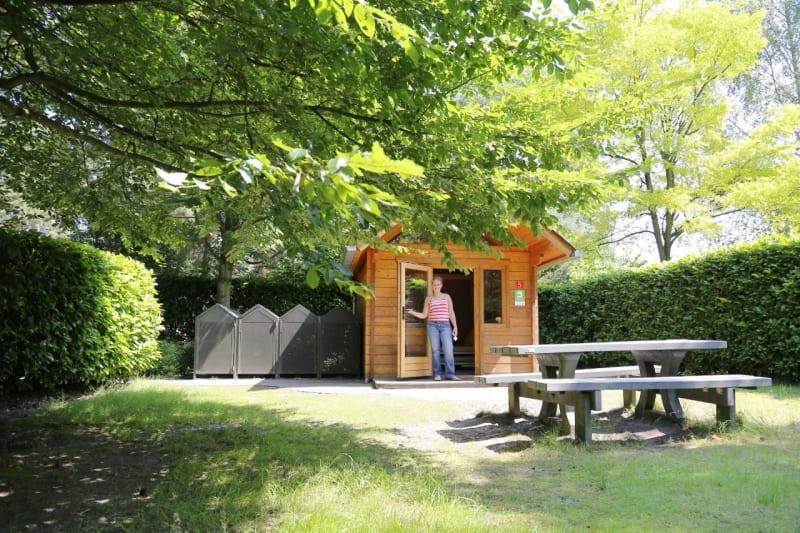 Cabane pour routards