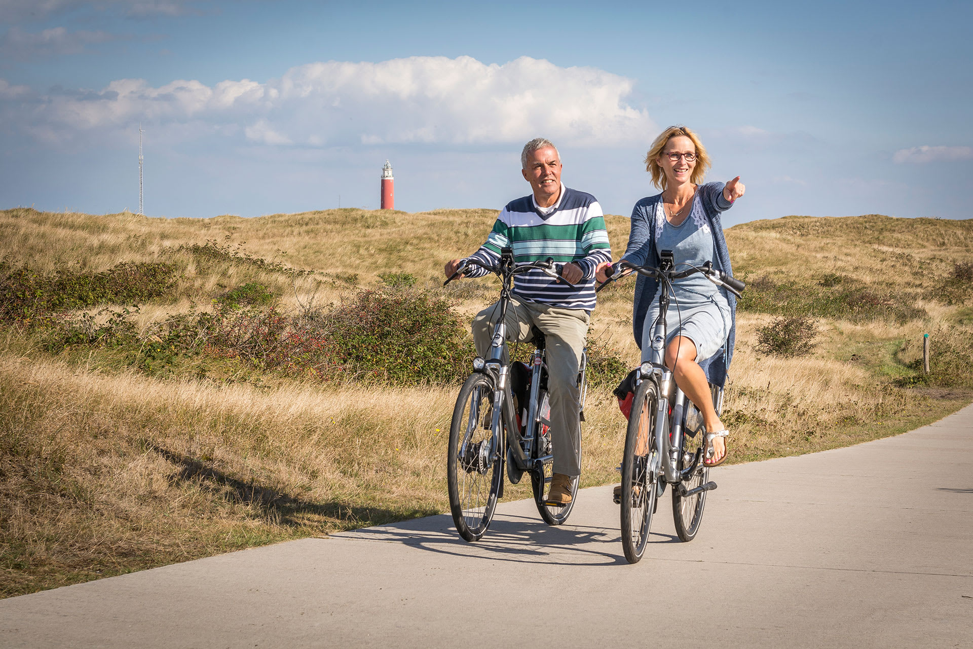 Heerlijk fietsen op Texel met de tips van De Krim Texel