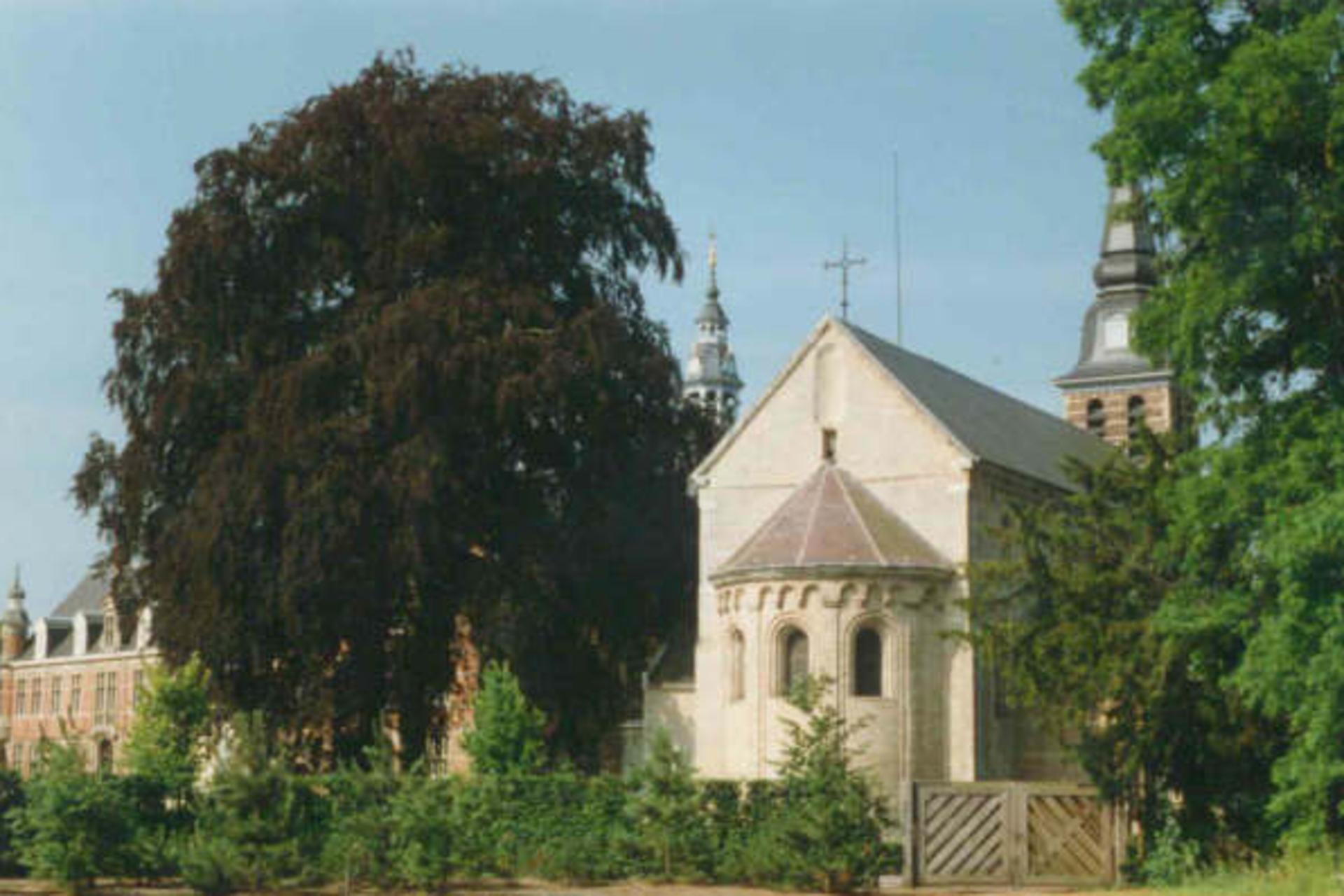 Postel Abbey