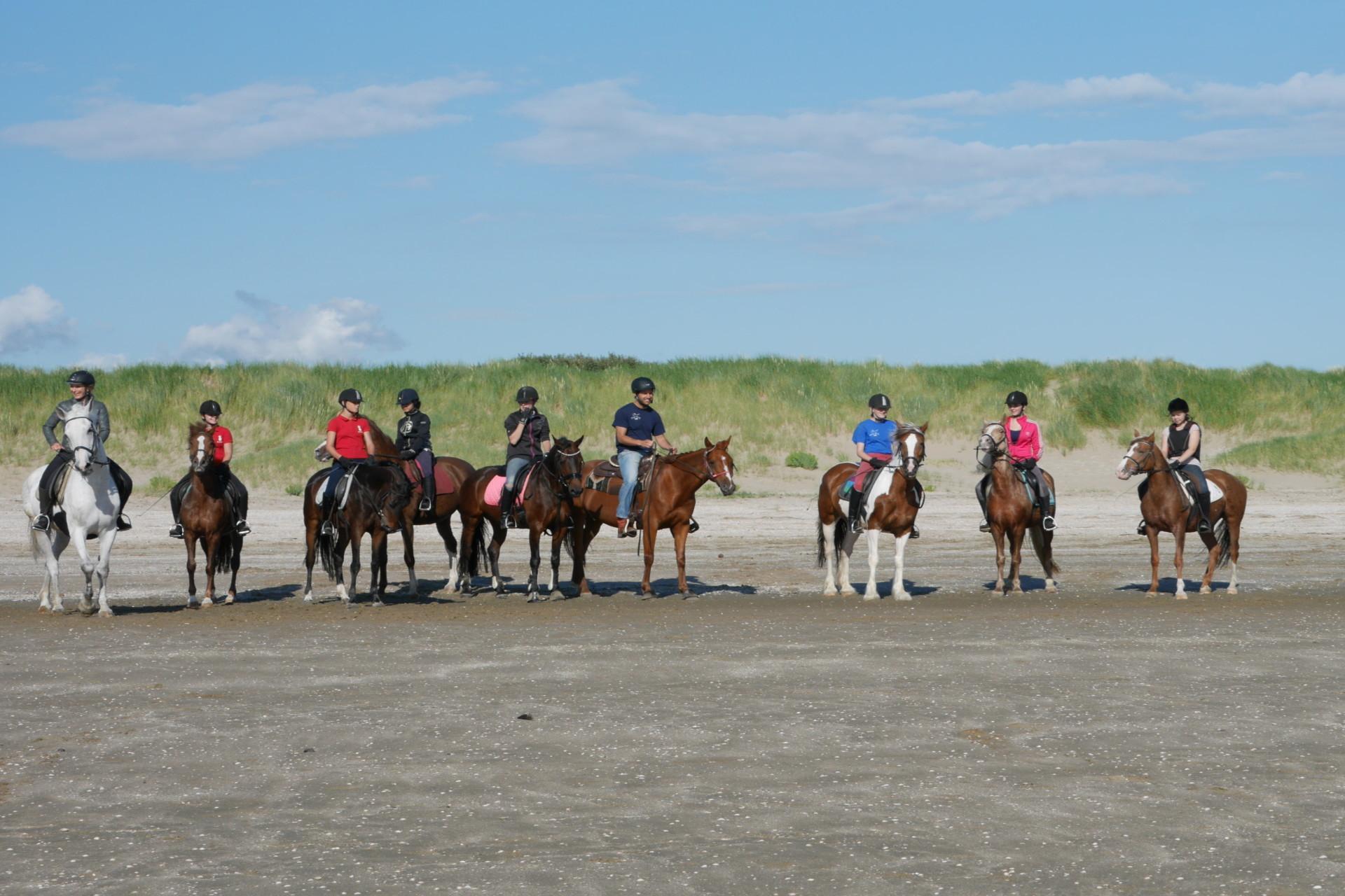 Iron Horse Range