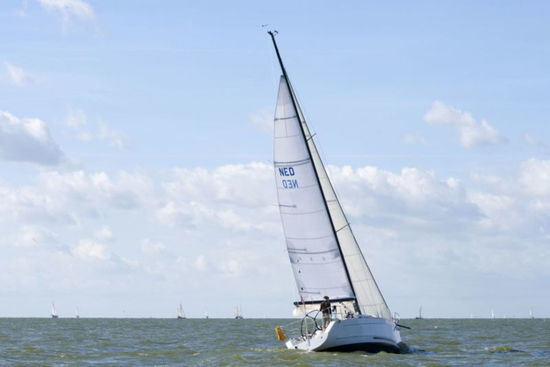 Sailing school and Beach pavilion Enkhuizen