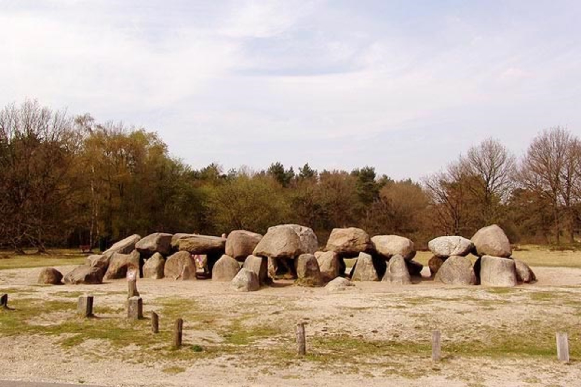 Dolmen at Havelte