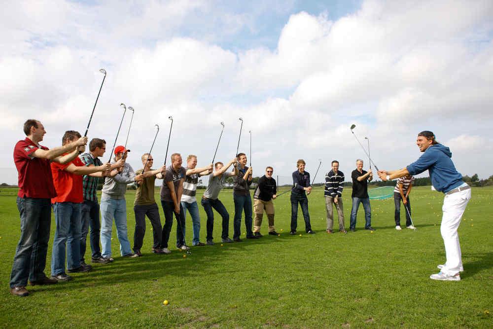 Golfbaan De Texelse, golfschool