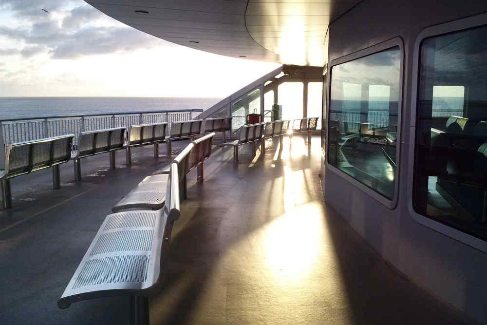 Veerboot naar Texel, Dokter Wagemaker