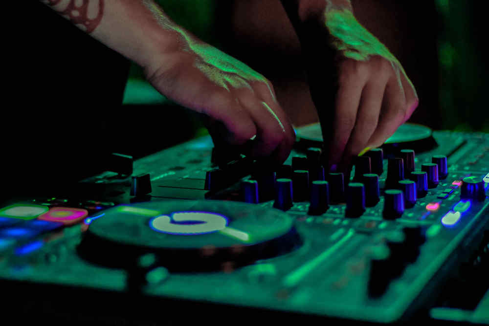 Evenementenhal Texel, DJ Hans Polderman