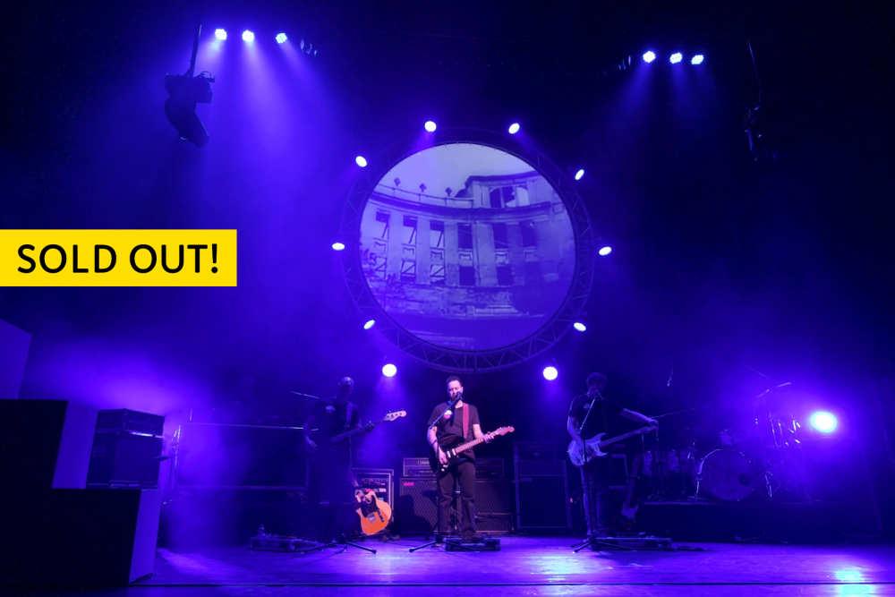 Pink Floyd Sound, uitverkocht