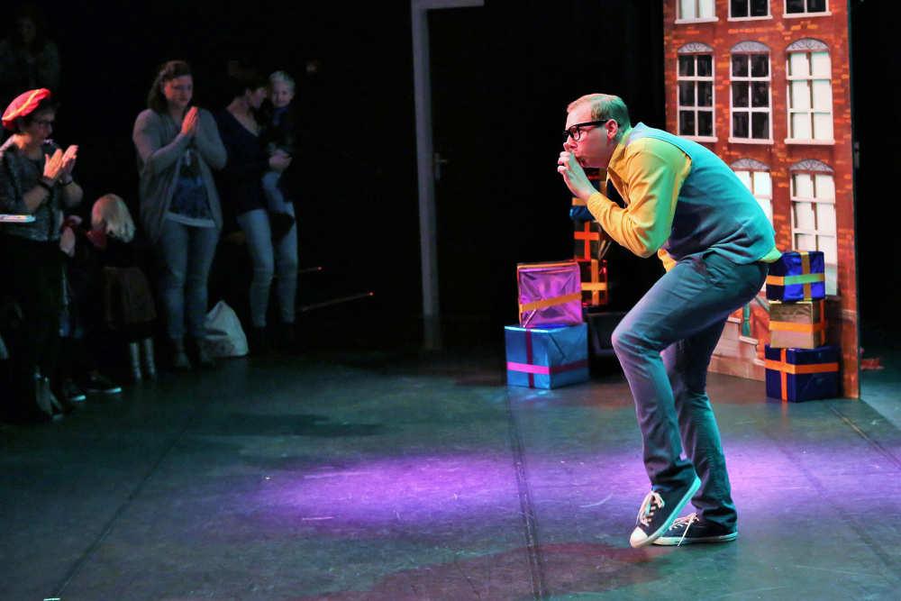 Evenementenhal Texel, Pip en Pelle show