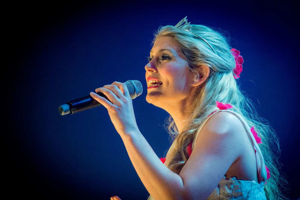 Evenementenhal Texel, Sprookjes concert on tour